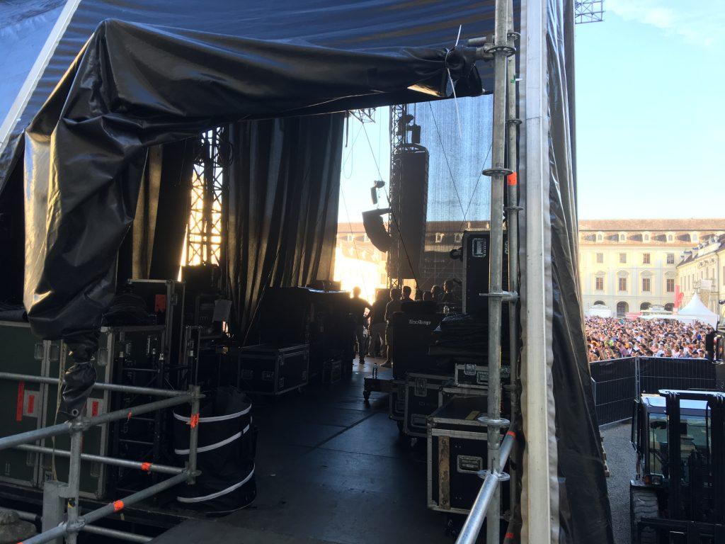 Kool Savas Backstage