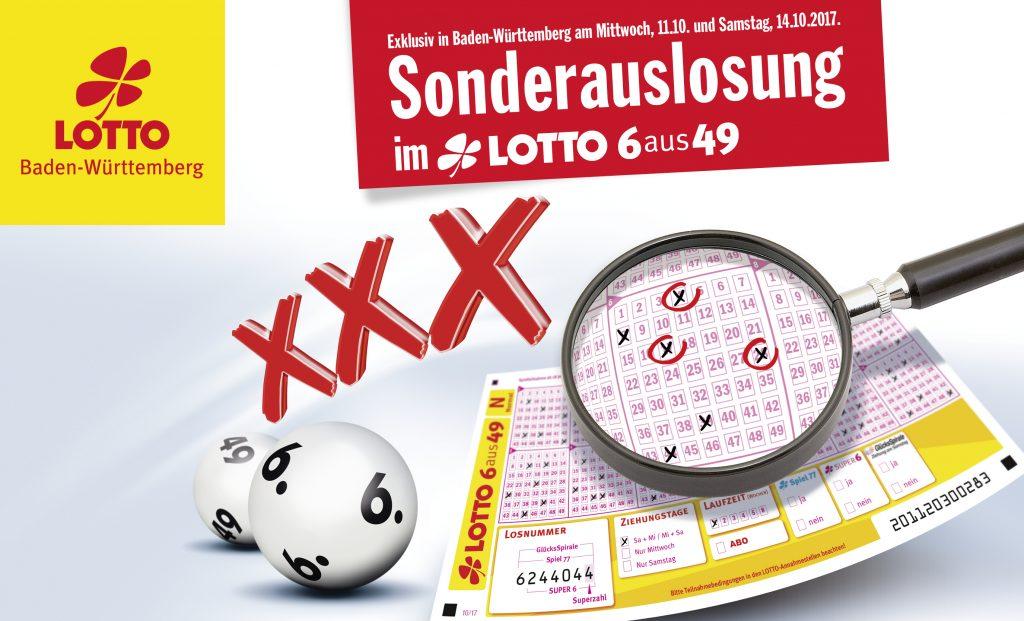 Lotto Bw Sonderauslosung