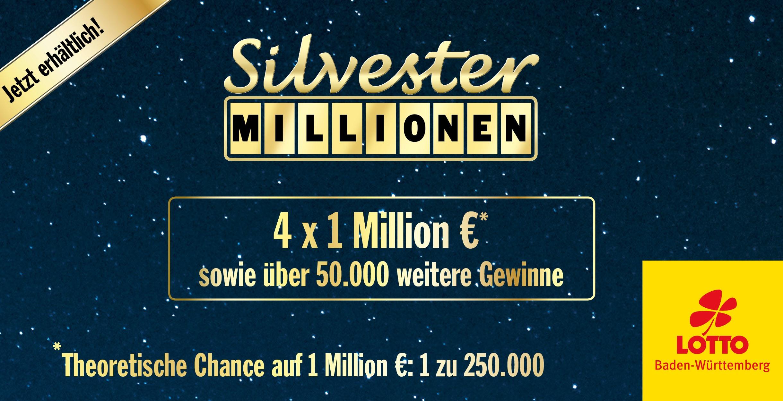 Silvester Millionen