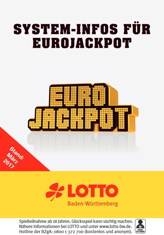 Wie Spielt Man Eurojackpot System