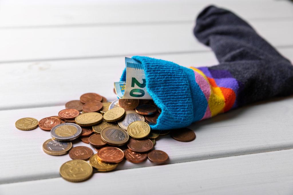 Der Sparstrupf liegt ganz hoch im Kurs bei potenziellen Millionengewinnern unter den Lotto-Mitarbeitern.  I LottoBW Corporate Blog www.traeumdichlotto.de