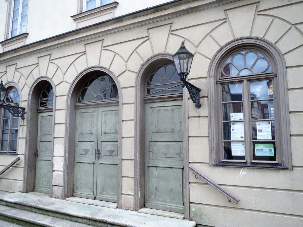 Synagoge Hechingen
