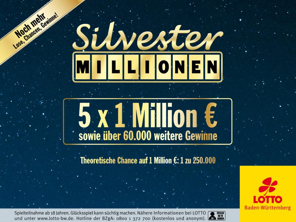 Silvester-Millionen