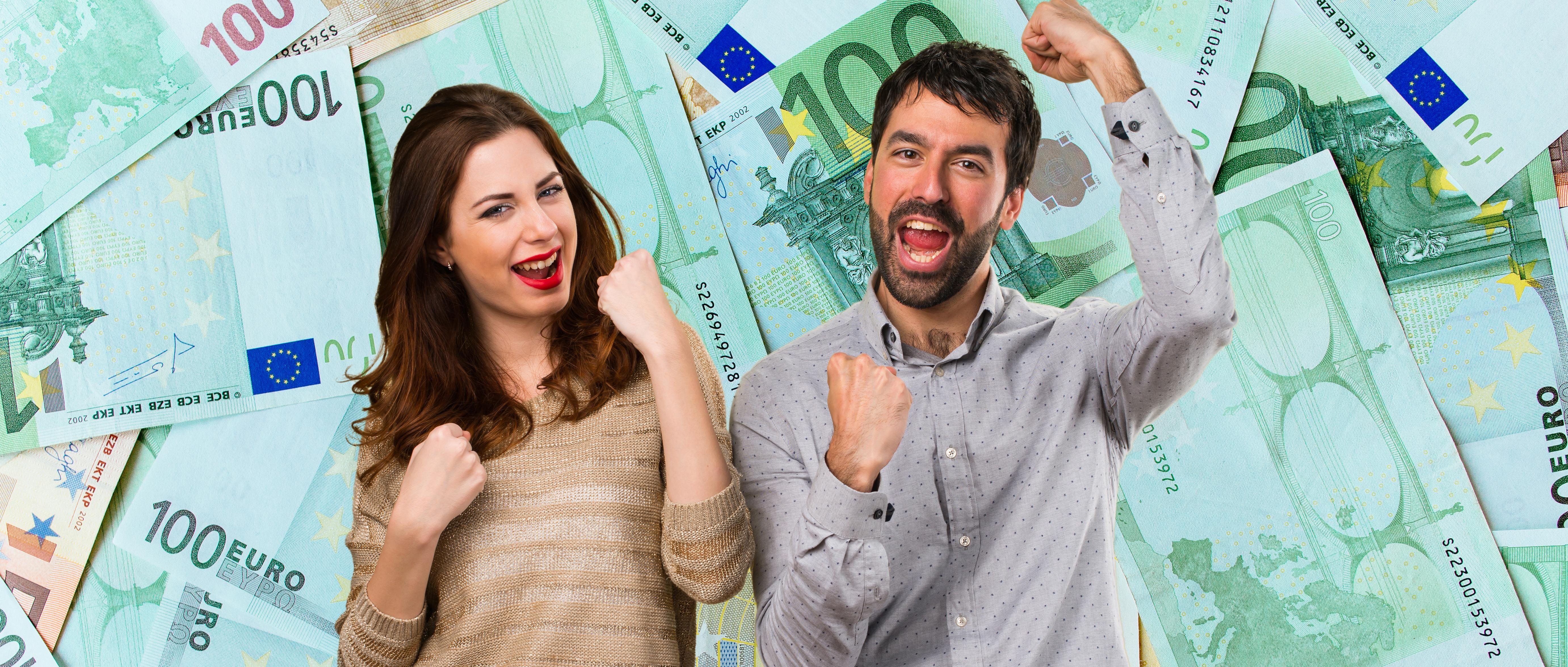Wird der Jackpot von Lotto 6aus49 nach zwölf aufeinanderfolgenden Ziehungen nicht geknackt, muss er ausgeschüttet werden.